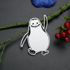 Penguin Metal Cutting Dies Stencil Scrapbook Paper Cards Embossing DIY Die-Cut