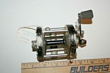 Abu Garcia Ambassadeur Sweden 6000 C Black 067000 Used Vintage Fishing Reel