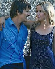 Ethan Hawke & Julie Delpy signed Before Midnight 8x10 Photo - Proof