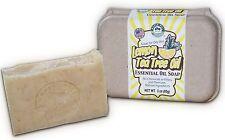 Lemon Tea Tree Oil Natural Soap