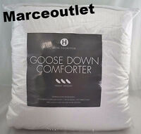 Hotel Collection European White Goose Down Comforter FULL / QUEEN Heavy Weight
