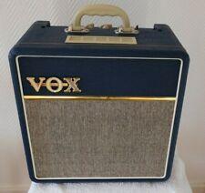 VOX AC4C1 Blue Vollröhren Combo Gitarrenverstärker Wie Neu