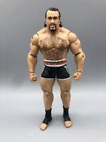 Rusev Mattel Basic Build A Paul Bearer Series Wrestling Action Figure AEW WWE