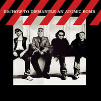 U2 - HOW TO DISMANTLE AN ATOMIC BOMB - VINYL - NEW