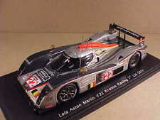 Spark #s2529 1/43 resina Lola Aston Martin 7th 2011 LeMans Kronos Racing #22