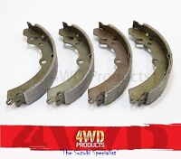 "Brake Shoe SET - Suzuki Sierra 1.3 (88-98) Maruti 1.0 (92-99) ""Wide Track"""
