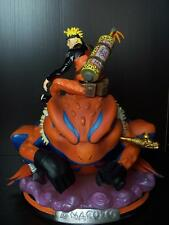 Tsume Art Naruto Shippuden - Naruto Summoning of Gamakichi Statue HQS
