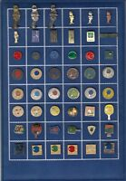 48 diff. pins pin badge TABLE TENNIS YUGOSLAVIA clubs competitions tournaments