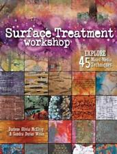 Surface Traitement Workshop : Explore 45 technique mixte par Darlene Olivia
