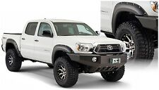 Bushwacker Front & Rear Pocket Fender Flare for 12-15 Toyota Tacoma, 31927-02