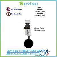 IPHONE 7 PLUS HOME BUTTON FLEX CABLE BLACK REPLACEMENT MAIN MENU