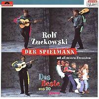 """ROLF ZUCKOWSKI """"DAS BESTE AUS 20 JAHREN"""" 2 CD NEU"""