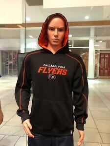 Philadelphia Flyers  SHOOTOUT  HOODY SWEATSHIRT REEBOK NHL HOCKEY