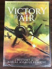 Victory by Air DVD... WW 5-Part Documentary Series. Sealed BRAND NEW DVD SERIES
