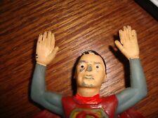 1973 Ben Cooper Rubber Superman Jiggler Hong Kong rare vintage DC Comics Action
