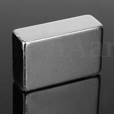 N50 Grade Big Super Strong Block Rare Earth Neodymium Magnets 30mmx20mmx10mm