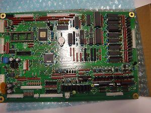 Duplo Main Circuit Board Unit/SCC Part #12C-80508