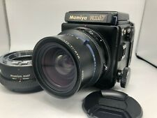【EXC+4】 Mamiya RZ67 Pro 6x7 Camera + Sekor Z 65mm f/4 + 120 FilmBack From JAPAN