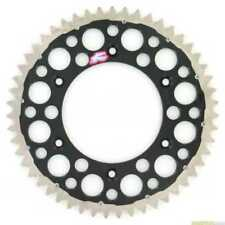 Aluminum Black Renthal Motorcycle Chains, Sprockets and Parts