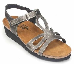 Naot Rachel Metal Ankle Strap Sandal Women's sizes 5-11/36-42 NEW!!!