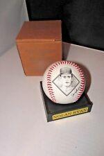 Vintage Commerative Signature Baseballs From Avon