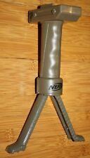 Nerf N-Strike Rail Attachment Grip Handle W Pop-Out Bipod 2009 Stampede Toy