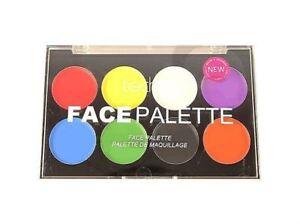 Technic Face Paint Palette 8 colours