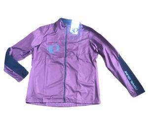 NWT$80 Mens Pearl Izumi MTB Barrier Maroon Jacket XL