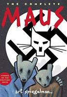 The Complete MAUS by Art Spiegelman   Paperback Book   9780141014081   NEW