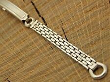 Kestenmade Vintage NOS Watch Band Gold Filled Ring End Unused Ratchet Deployment