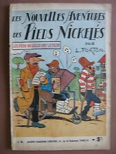 LES PIEDS NICKELES ONT LE FILON  (1940)