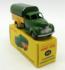 Studebaker M camionnette bâchée  Dinky Toys 25Q Atlas Neuf 1/43