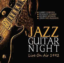 Jazz Guitar Night/Live On Air 1992 (Larry Coryell, George Benson,...) CD NUOVO