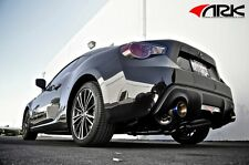 Scion FRS FR-S Toyota GT 86 ARK Performance GRiP Exhaust System w/ Polished Tips