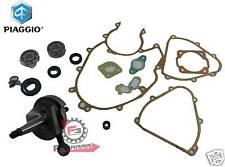A544) KIT REVISIONE ALBERO MOTORE CONO D.19 + GUARNIZIONI PER PIAGGIO APE 50 F3