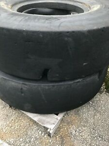 14.00-24 Used Tire L-5S Goodyear / Type 6S / SMO-5B