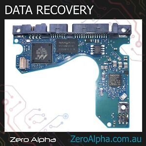 Seagate DATA RECOVERY - Hard Drive PCB Repair Board: 100809471 REV A