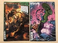 FUTURE STATE ROBIN ETERNAL # 2 Lot — Cover A & B Variant — NM-/NM