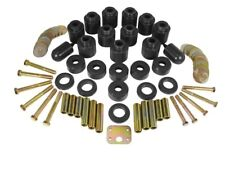 "Prothane 1"" Lift Body Mount Lift Kit w/ Hardware 97-06 Jeep Wrangler TJ 1-114-BL"
