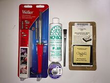 Stained Glass Supplies soldering tools kit (5 Items)