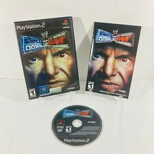 WWE SmackDown vs. Raw PlayStation 2 PS2 - Complete CIB -Ships Next Business Day!