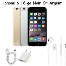 Apple iPhone 6 16go Gris Sidéral - tres bon Etat Vendeur Français