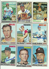 1973 Topps Fred Gladding #17 Astros deceased