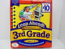 Leap Ahead Phonics CD Rom, The Learning Company, Grades K-2, Windows, Mac, VGC