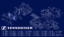 Comprehensive Sennheiser service, user manuals and schematics