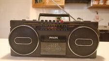 Radio registratore Philips vintage