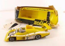 Solido n° 87 Renault Alpine A442 Le Mans 1978 en boite