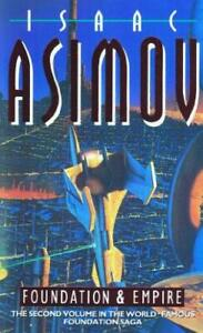 Foundation and Empire Paperback Isaac Asimov