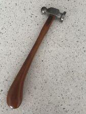 "New listing Vintage 1"" 25mm Chasing Hammer Planishing Jeweler Swiss Made"