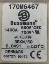 BUSSMANN 170M6467 FUSE 1400A 700V
